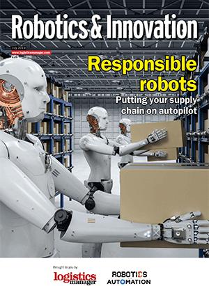 Robotics & Innovation July 2019
