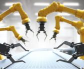 UK lagging behind in industrial robot use, study finds