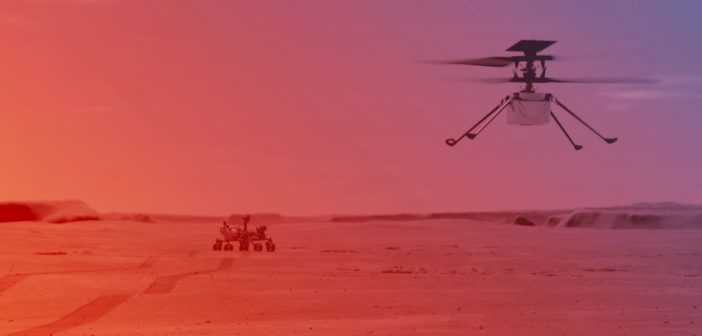 NASA's Ingenuity helicopter to make first flight attempt on Mars this week