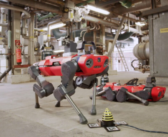 Autonomous inspection robot trialled at BASF chemical complex