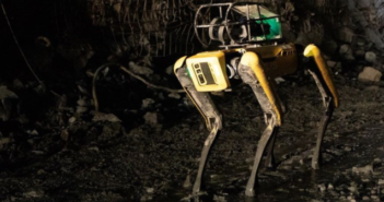 Boston Dynamics' Spot inspects Canadian metal mine