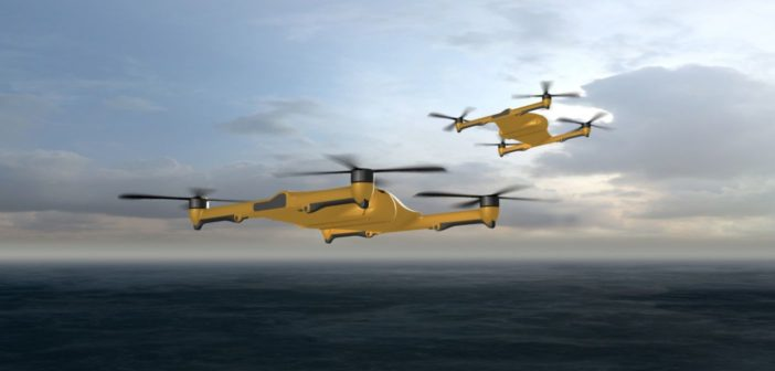 BAE Systems and Malloy Aeronautics unveil uncrewed electric heavy-lift concept