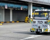 Automated baggage transport trial launched at Changi Airport